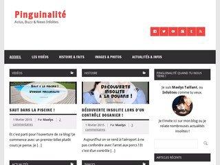Pinguinalité la mode de Infolites.fr - stenzo-oesknar