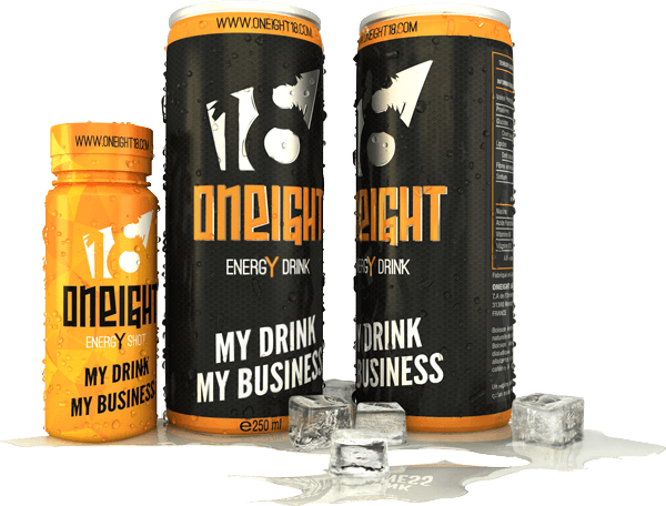 Oneight - My drink My business
