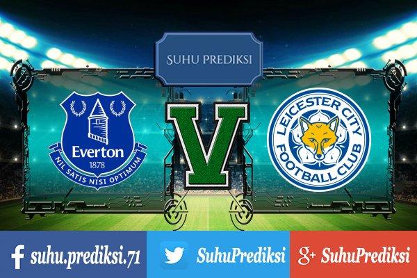 Prediksi Bola Everton Vs Leicester City 1 Februari 2018