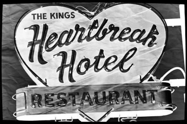 Welcome to Heartbreak Hotel!