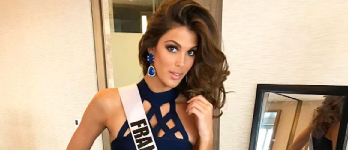 Sans maquillage, Iris Mittenaere est sublime pour Miss Univers ! (PHOTO)