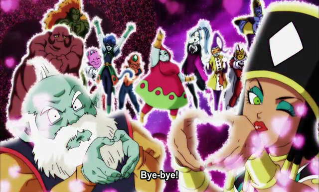 dragon ball super UNIVERSE 7 IS GOING TO GET UNAVOIDABLE BEATING NEXT EPISODE!