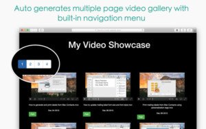 Responsive Video Grid Video Web Gallery Maker 3.0 Mac Cracked | Crack4Mac