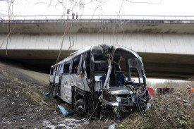 Accident de car sur l'E34: la compagnie de bus déjà mise en cause précédemment