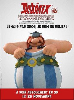 Astérix - Le Domaine des Dieux streaming vk | Streamay.com