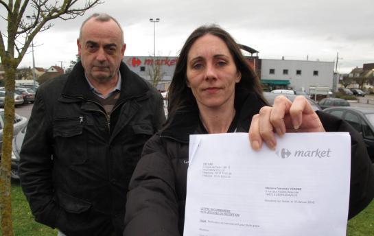 Mézières-sur-Seine : licenciée pour une erreur de caisse de 5,32 ¤