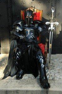 Medieval Batman Armor [Pics]