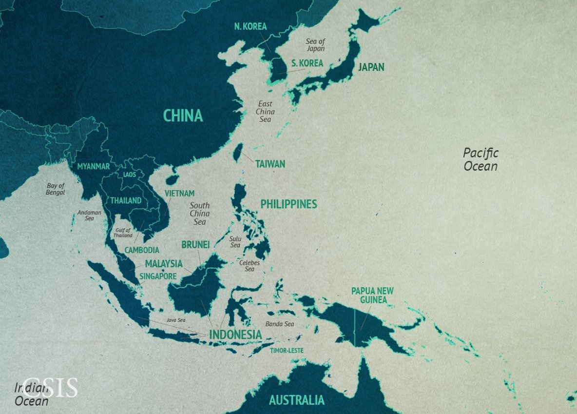 Atlas | Asia Maritime Transparency Initiative