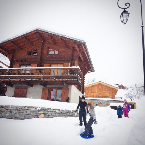 Bon plan location chalet