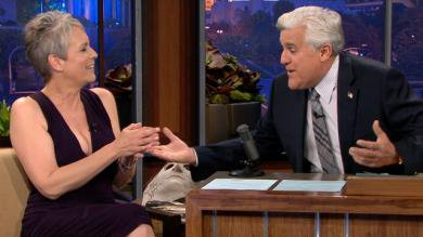 The Tonight Show with Jay Leno: Jamie Lee Curtis, Part 2 (11/01/12)