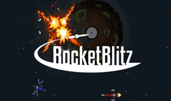 Rocketblitz - A mutiplayer space shooter game where you capture planets - RimSim Games