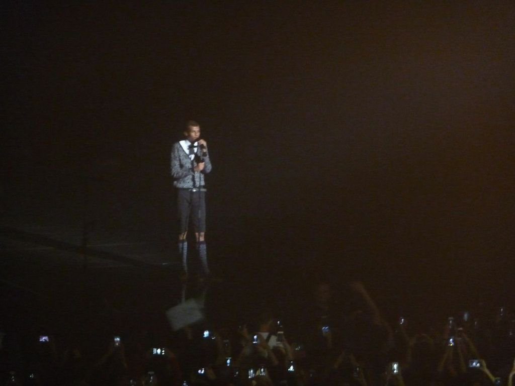 Concert de Stromae le 27 Mars 2014