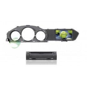 Android 4.0 Auto DVD Player GPS Navigationssystem für Mercedes-Benz C Klasse W204(2010 2011 2012 2013) C180 C200 C230 C300