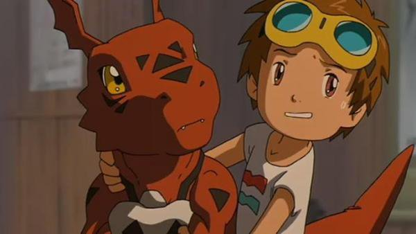 Digimon Tamers · Funeral for a Manga