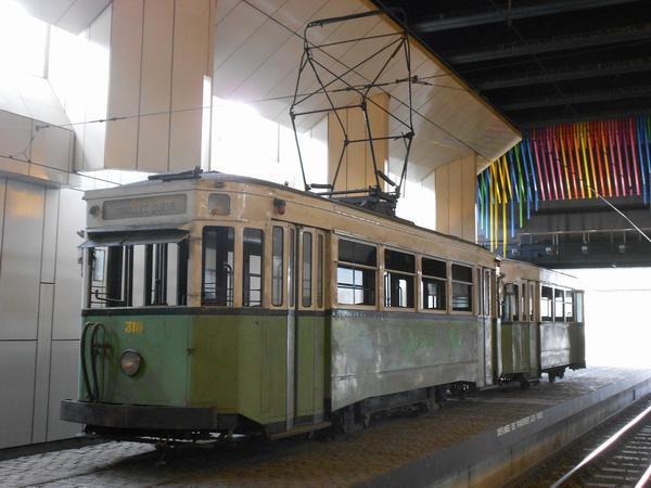 Tram vert
