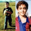 xavi when he was liitle boy - Blog de Alia-mclean - for all fc Barcelona's fans