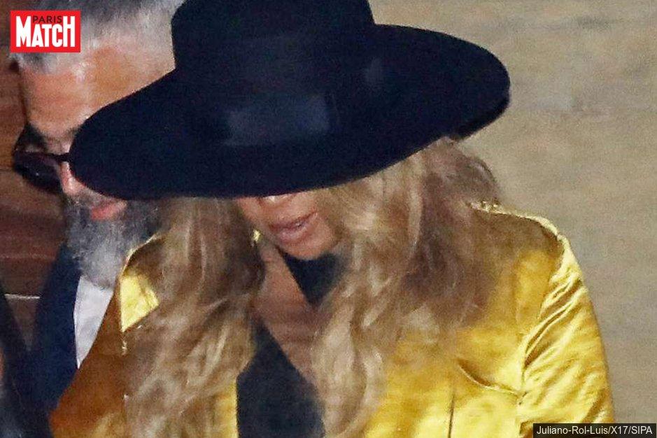 Beyoncé est sortie de l'hôpital avec ses jumeaux .......