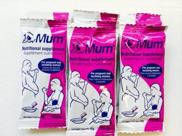 Enov'Mum™ Nutritional Food Supplement