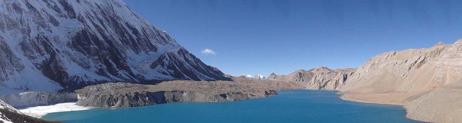 Tilicho Lake Trekking   Towards Highest Lake in the World