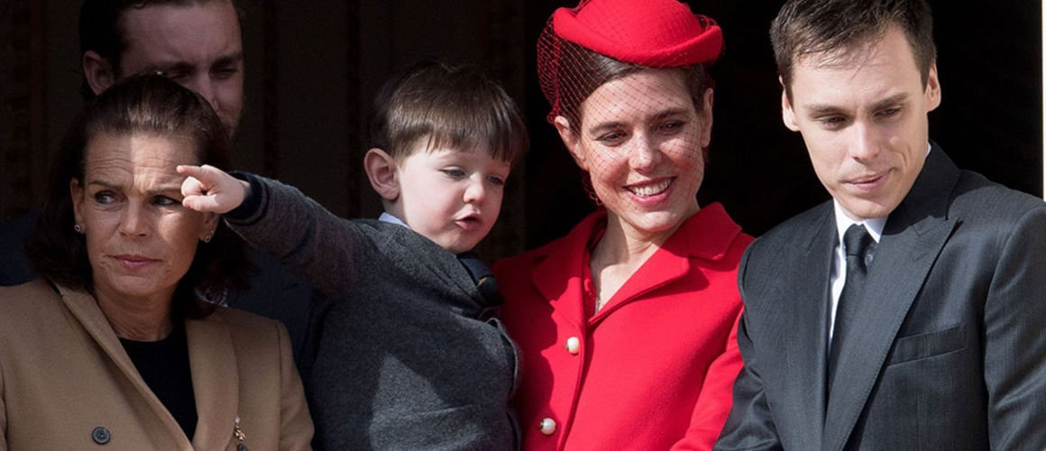 Raphaël, le fils de Charlotte Casiraghi et Gad Elmaleh, fait (enfin) sa première sortie officielle à Monaco