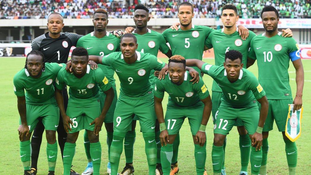 Timnas Nigeria Ikuti Sebuah Kompetisi Sebelum Ke Piala Dunia 2018