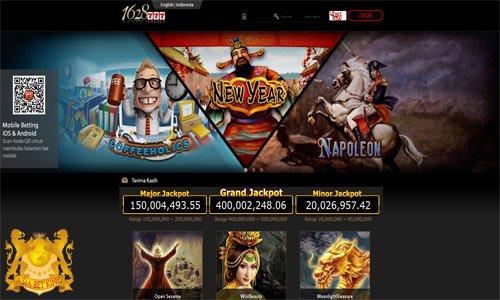 Game Judi Mesin Slot 1628 Club Online Uang Asli Indonesia