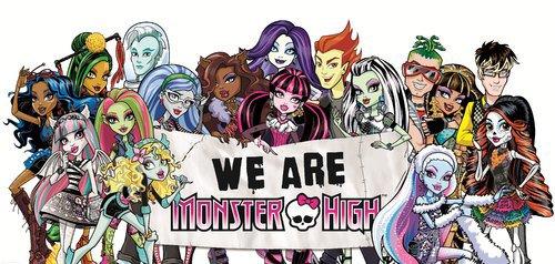 Mon autre blog celui de la collectionneuse Monster High