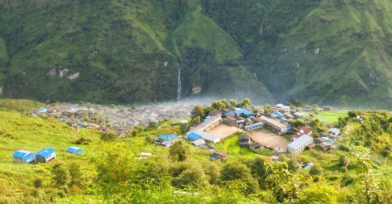 Gorkha Nepal Village Tour