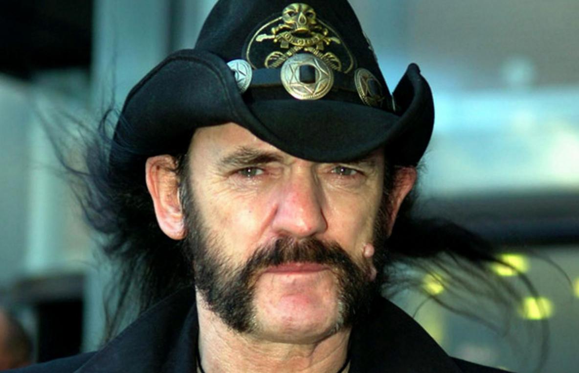 Lemmy Kilmister,  le leader du groupe de heavy metal Motörhead est mort