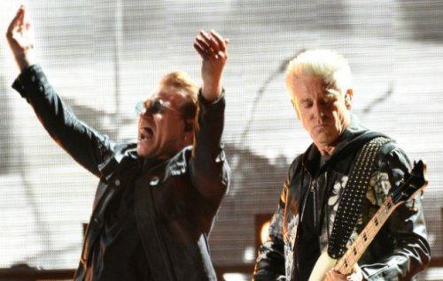 Adam Clayton, de U2 : Je n'ai pas profité de la dernière tournée 'Joshua (...) - U2 France