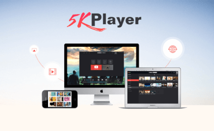 5KPlayer 4.6 Crack + Registration Code Free Download
