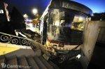 Spectaculaire accident de bus lundi soir à Chamalières [vidéo]