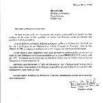La lettre de Frédéric Vidal à Manuel Valls marque l'apogée de la série de courriers par le créateur du FRENCH COP. - via @francedemain