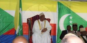 Actualité des Comores / Le président Ikililou a célébré le quatrième anniversaire de son mandat / Al-Watwan, quotidien comorien