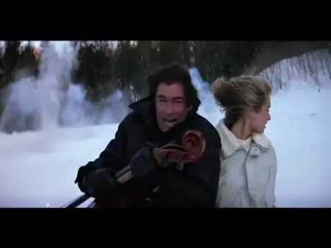 The Living Daylights - Snow Chase