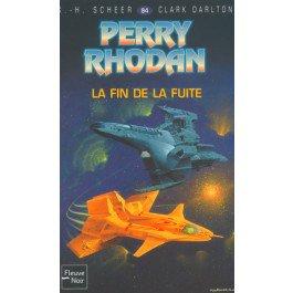 La fin de la fuite - Perry Rhodan - K-H Scheer, Clark Darlton - 9782265075610 - Livre