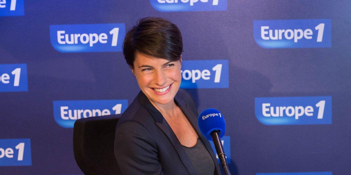 Line Renaud - Sur Europe 1
