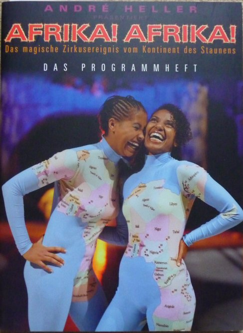 Programme Afrika!Afrika! 2008 Luxembourg?