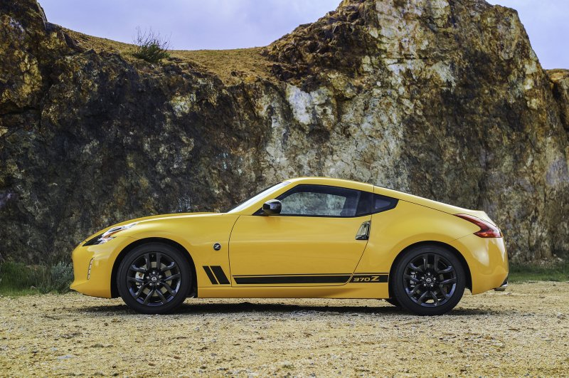 Officially revealed: The 2018 Nissan 370Z