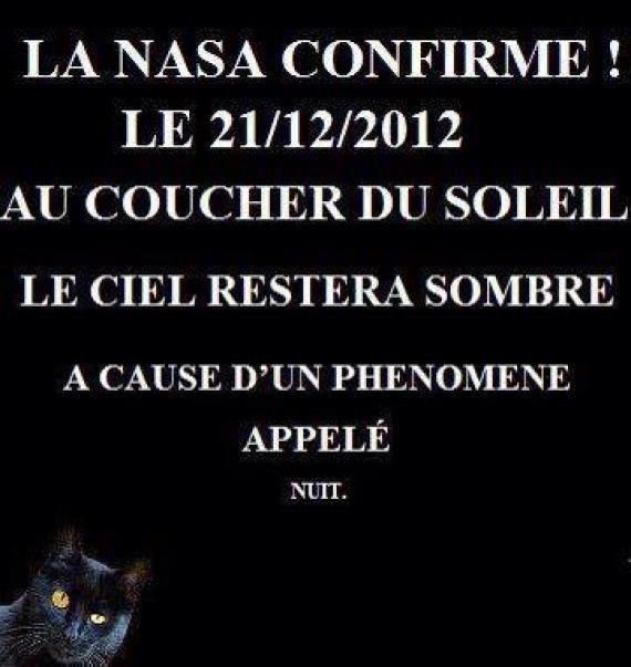 La NASA confirme !