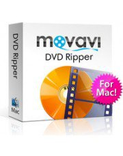 Movavi DVD Ripper for Mac Coupon code with 20% discount and cross-sell 30% off