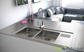 Top Stainless Steel Kitchen Sink