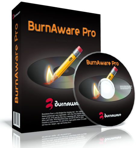 BurnAware Professional 2014 v7.2 free download with crack and key