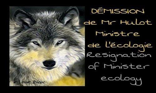 Pétition : Démission du Ministre de l'écologie