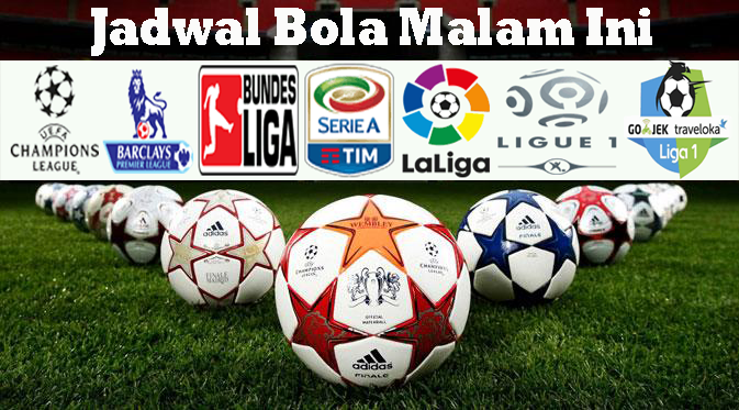 Jadwal Bola Live 27 September 2017