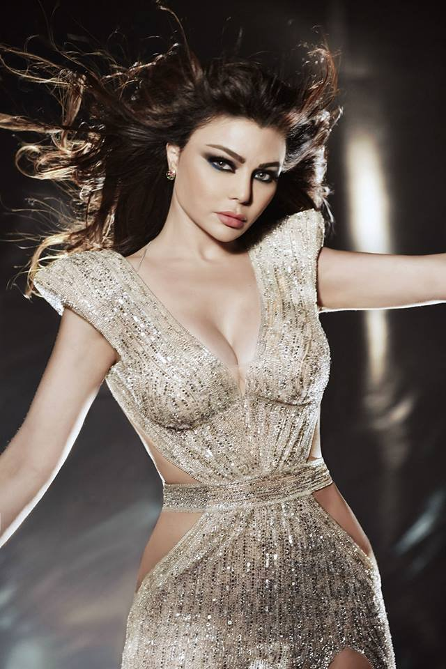 HAIFA WEHBI VIA FACEBOOK
