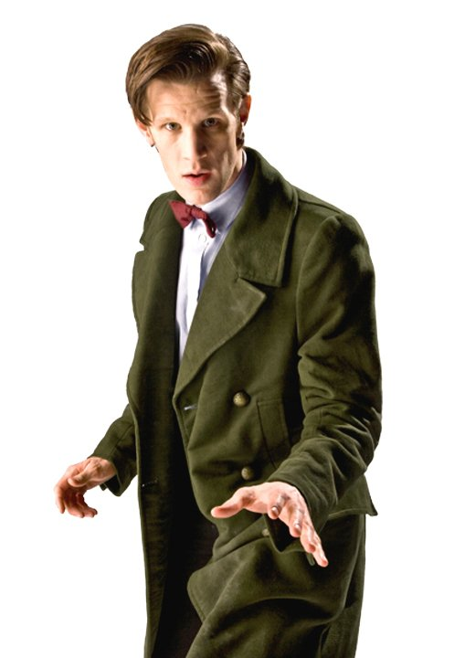 11th Doctor Green Coat