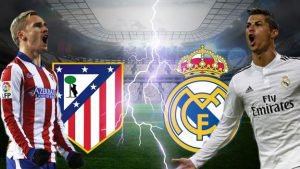Prediksi Atletico Madrid vs Real Madrid 11 Mei 2017