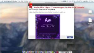 Adobe After Effects CC 2017 v14.0 Serial For Mac OS Sierra Full Download | Crack4Mac