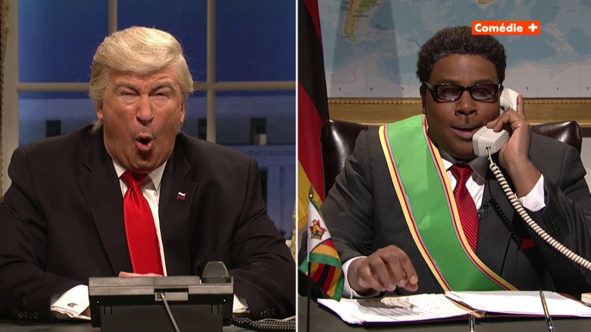 Oval Office Cold Open, Saturday Night Live avec Alec Baldwin